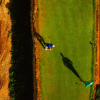 golf drone